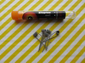GeekVape Prebuilt Clapton Coil (Kanthal A1, 28GA*2/Twisted + 32GA, 0.9ohm)