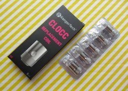 Сменный испаритель Kanger CLOCC для CLTANK & EVOD Pro V2 & EVOD Pro & CUPTI